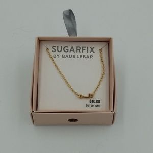 Sugarfix By Baublebar Womens Chain Necklace